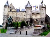 Antwerp Het Steen Fortress 200
