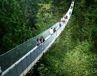 Vancouver Capilano Bridge 200