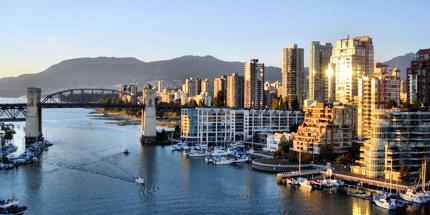 Extraordinarily attractive Vancouver