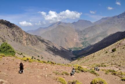 Spectacular scenery awaits just 90 minutes from Marrakech