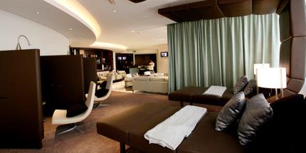 Airport Lounge Abu Dhabi