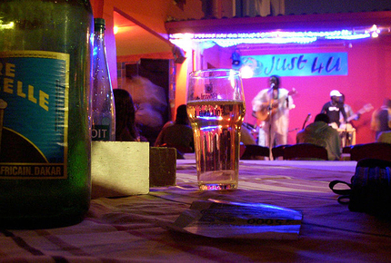 An evening at Just 4 U in Dakar-Plateau