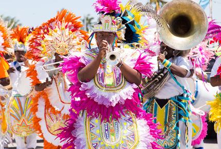 Bahamas Junkanoo Carnival celebrates the best in Bahamian culture