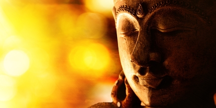 Buddhism, a light into the soul.
