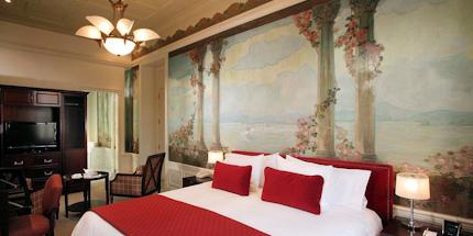Casa Gangotena Room