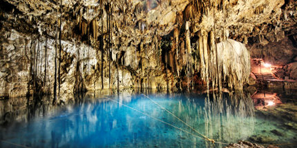 Undiscovered Mexico - Cenote