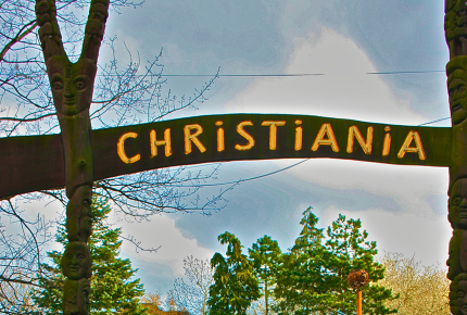 Christiania bases its principles on collectivism