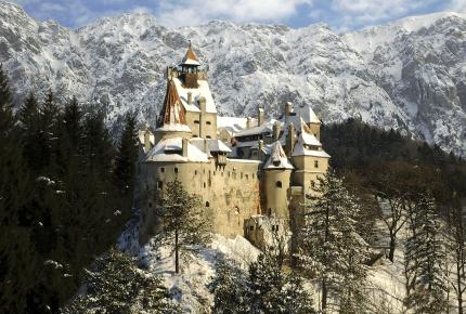 Visit Dracula's daunting abode this Halloween