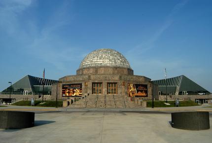Das Adler-Planetarium