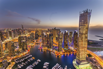Dubai: a lesson in not how to build a city