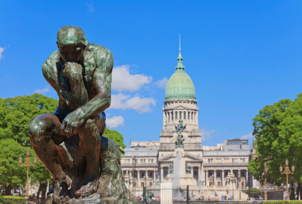 Ever thought about travelling to Buenos Aires?