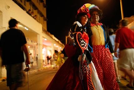 Fantasy Fest is the weirdest way to spend Halloween