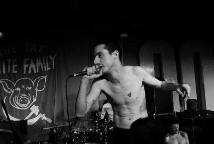 Fat White Family play at London's 100 Club