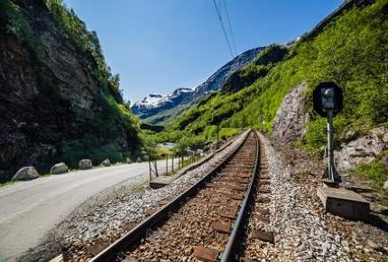 Flåmsbana, arguably the world's most beautiful train journey