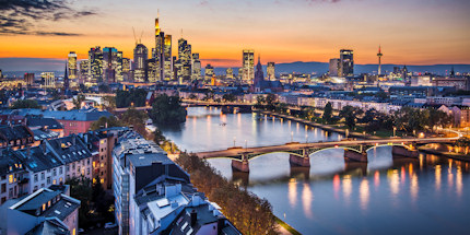 Frankfurt - Where to Go