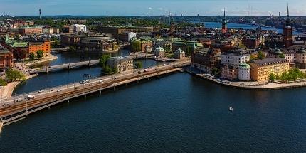 Gamla stan, Schweden