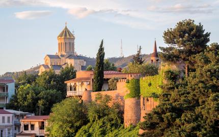 UK citizens no longer need a visa to visit Tbilisi, Georgia
