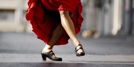 Get on your dancing shoes and head to Seville this April