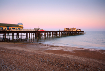 Hastings Pier's grand reopening is set for this spring