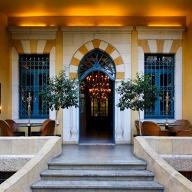 Hotel Albergo, Beirut, Lebanon.