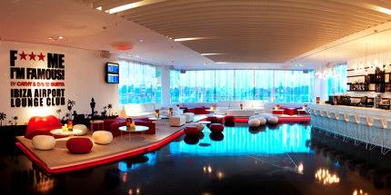 Airport Lounge Ibiza