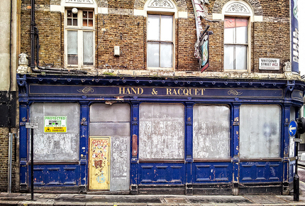 London's cherished boozers are feeling the pressure