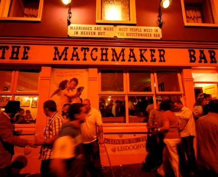 Cupid's bow is permanently aimed at Ireland's Matchmaking Festival