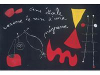 Joan Miró  A Star Caresses the Breast of a Negress 1938
