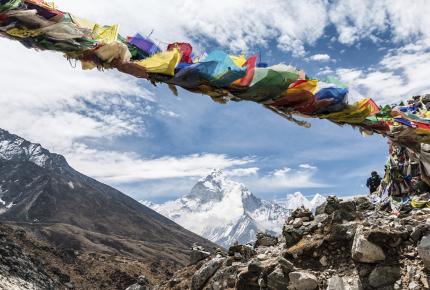 Mount Everest tops the list of classic mountain treks