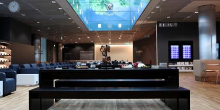 Airport Lounge Munich
