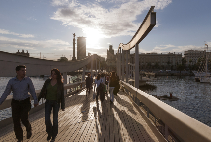 New cities could learn from how Barcelona was built
