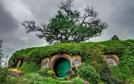 Pay homage to the Hobbit with a sojourn to Middle Earth
