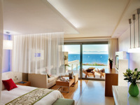 Amathus Beach Hotel - Room with a view