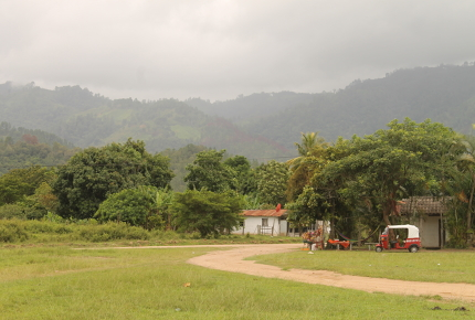 Rural Yoro, where the Lluvia de Peces is said to take place