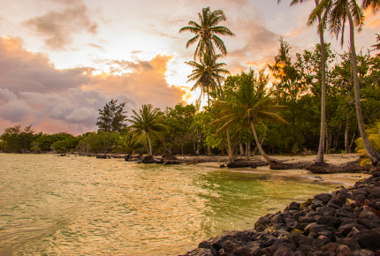 Tahiti is a touch of paradise in the South Pacific