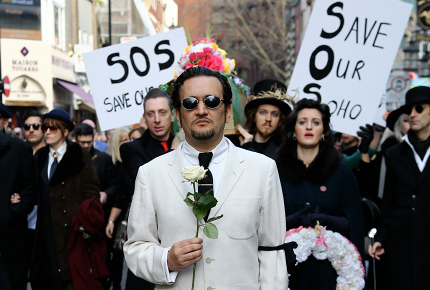 The Save Soho campaign mourns the city's live music venues