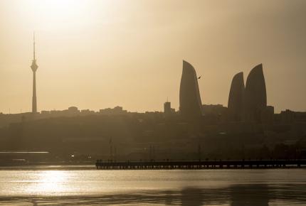 The sun sets on Azerbaijan's latest saga