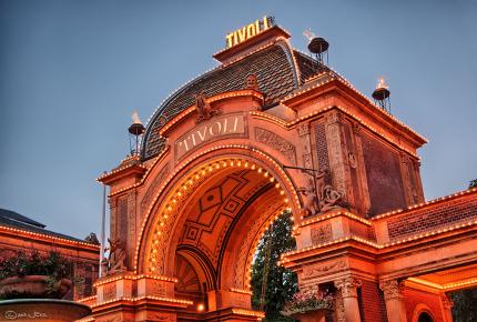 Tor zum Tivoli