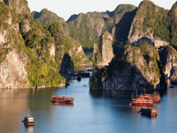 Top December 2011 destinations - Vietnam