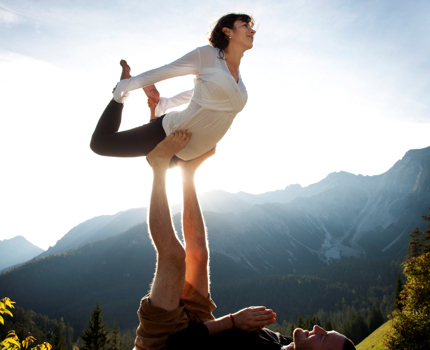 Clear your mind with Wanderlust yoga sessions