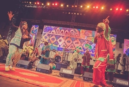 """Moroccan Woodstock"": the Gnaoua Festival of World Music in Essaouira"