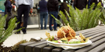 Vancouver has a thriving street food scene
