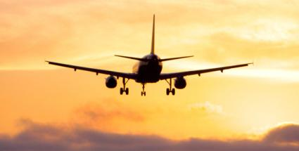 Four in 10 people are scared of flying © Creative Commons / Marcin Wichary