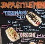 Vancouver street food Japadog 200