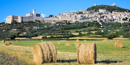 Explore rural Umbria