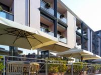 NH Marina room balcony
