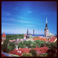 Tallinn skyline 250 instagram