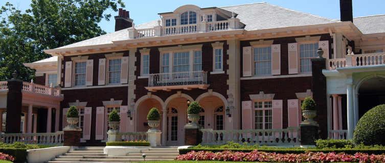 George Greer Mansion, Dallas