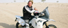 Charley Boorman is no stranger to adventure