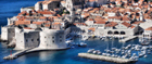 Dubrovnik boasts a stunning seafront setting